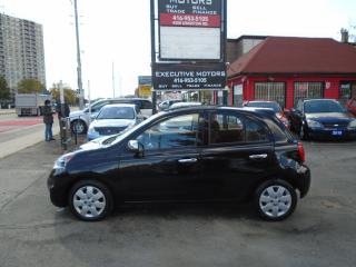 Used 2015 Nissan Micra SV/ REAR CAM/ LOW KM / CLEAN / BLUETOOTH/ A/C for sale in Scarborough, ON