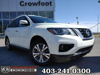 Used 2019 Nissan Pathfinder SV TECH 7 PASSENGER AWD for sale in Calgary, AB