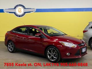 Used 2014 Ford Focus SE Clean CarFax, SYNC, 2 Years Warranty for sale in Vaughan, ON