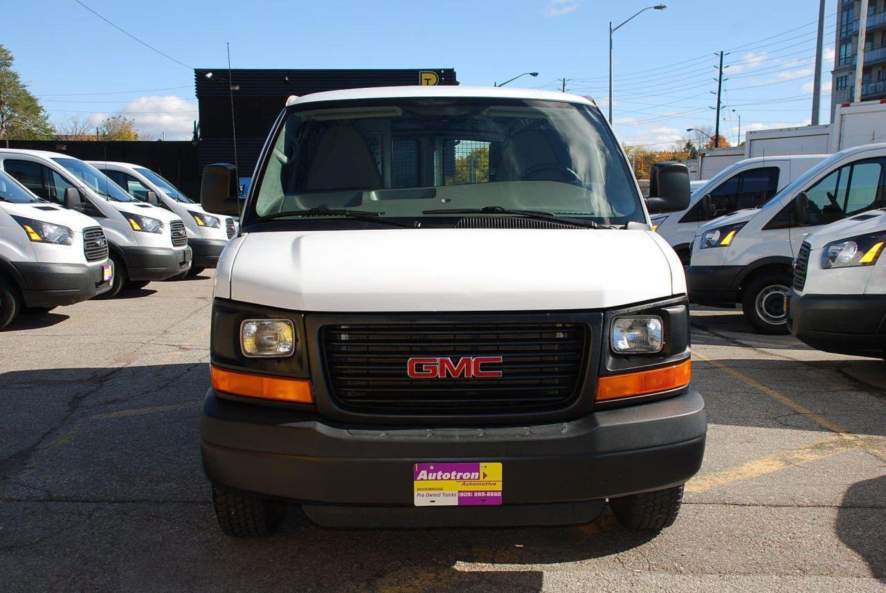 2014 GMC Savana 2500