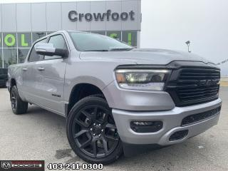 New 2020 RAM 1500 Night Edition for sale in Calgary, AB