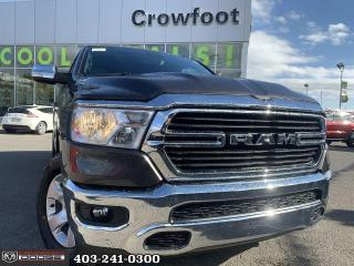 New 2021 RAM 1500 Big Horn for sale in Calgary, AB