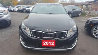 Used 2012 Kia Optima Hybrid Premium for sale in Gloucester, ON