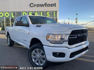 New 2020 RAM 2500 Big Horn for sale in Calgary, AB