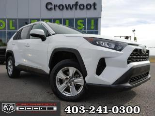 Used 2019 Toyota RAV4 LE AUTOMATIC AWD for sale in Calgary, AB