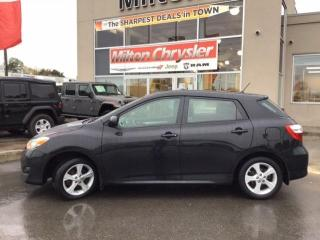 Used 2013 Toyota Matrix WAGON L for sale in Milton, ON