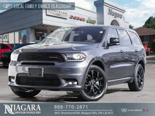 Used 2020 Dodge Durango GT | NAVIGATION for sale in Niagara Falls, ON