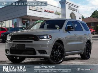 Used 2020 Dodge Durango GT | SUNROOF for sale in Niagara Falls, ON