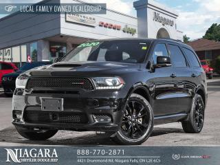 Used 2020 Dodge Durango R/T | HARMON KARDON SOUND for sale in Niagara Falls, ON