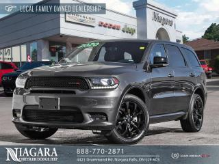 Used 2020 Dodge Durango GT | REAR DVD for sale in Niagara Falls, ON