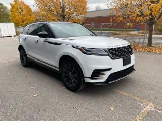 Used 2018 Land Rover Range Rover Velar R-Dynamic SE for sale in North York, ON