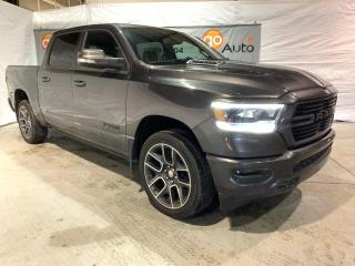 New 2020 RAM 1500 Sport 4x4 Crew Cab 144.5 in. WB for sale in Peace River, AB