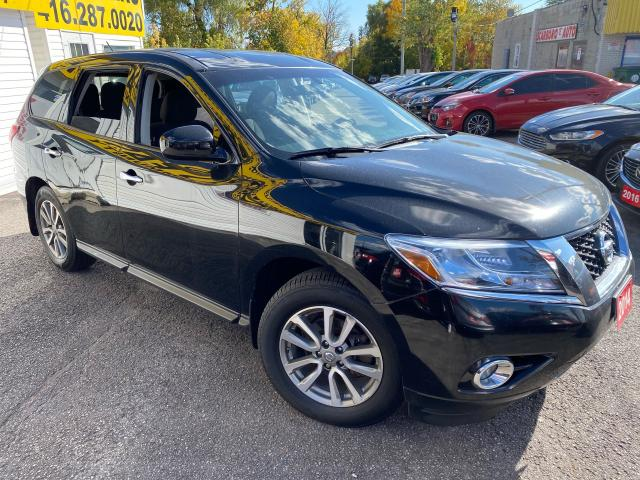 2014 Nissan Pathfinder S/7PASS/LOADED/ALLOYS/ TINTED++