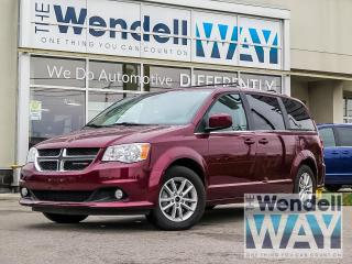 Used 2019 Dodge Grand Caravan Premium Plus DVD/Nav/Leather for sale in Kitchener, ON