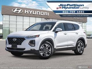 New 2020 Hyundai Santa Fe for sale in Surrey, BC
