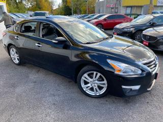 Used 2013 Nissan Altima 3.5 SL/ LEATHER/ SUNROOF/ CAM/ ALLOYS/ PWR SEAT ++ for sale in Scarborough, ON