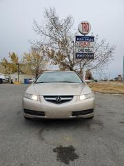 Used 2004 Acura TL W/NAVIGATION PKG for sale in Calgary, AB