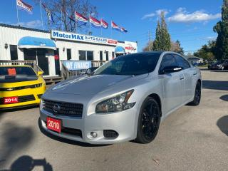 Used 2010 Nissan Maxima 3.5 SV-ACCIDENT FREE for sale in Stoney Creek, ON