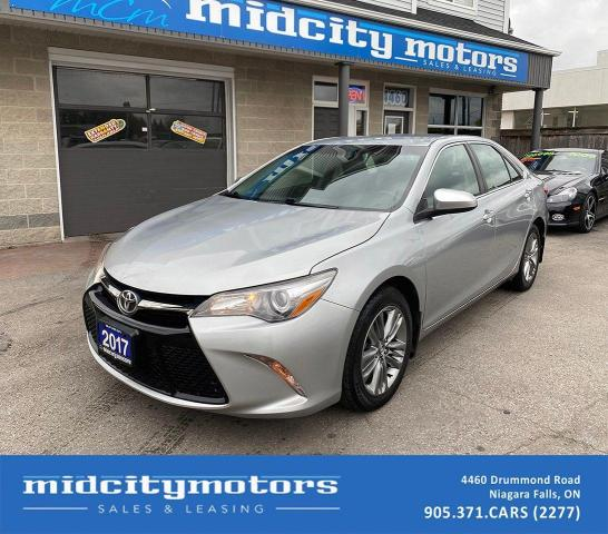 2017 Toyota Camry SE | Backup Cam | Heated Seats | SAFETY CERTIFIED
