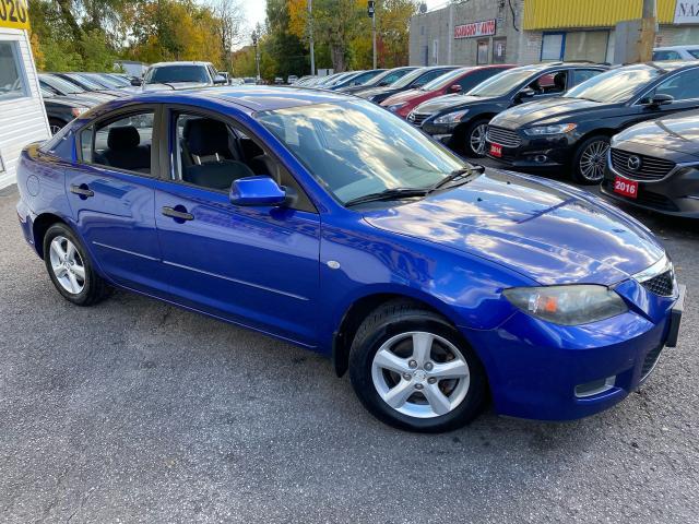 2008 Mazda MAZDA3 GS/AUTO/LOADED/ALLOYS/ LIKE-NEW TIRES ++