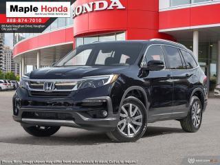 New 2021 Honda Pilot EX-L NAVI for sale in Vaughan, ON