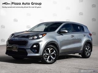 Used 2020 Kia Sportage LX for sale in Bolton, ON
