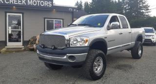 Used 2007 Dodge Ram 1500 ST for sale in Black Creek, BC