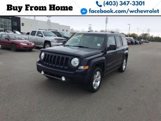 Used 2014 Jeep Patriot LIMITED for sale in Red Deer, AB