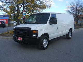 Used 2012 Ford Econoline E-250     HEAVY DUTY for sale in York, ON