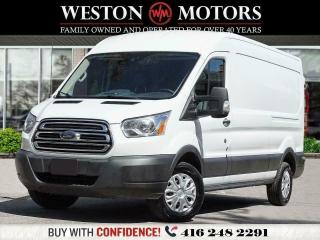 Used 2017 Ford Transit 250 MIDROOF*4CYL*SINGLE DOOR*REVCAM*PICTURES COMING* for sale in Toronto, ON