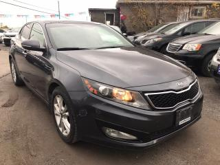 Used 2012 Kia Optima EX Turbo+ for sale in Gloucester, ON