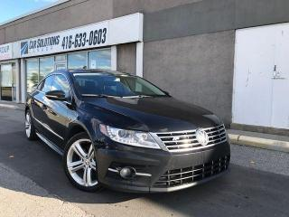 Used 2016 Volkswagen Passat CC SOLD for sale in Toronto, ON