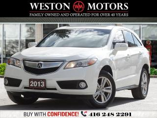 Used 2013 Acura RDX AWD*REV CAM*SUNROOF*LEATHER!!* for sale in Toronto, ON