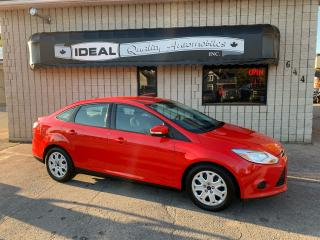 Used 2014 Ford Focus SE for sale in Mount Brydges, ON