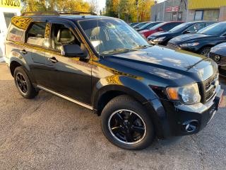 Used 2010 Ford Escape XLT/LEATHER/LOADED/FOGLIGHTS/ALLOYS/TINTED ++ for sale in Scarborough, ON