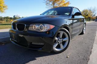 Used 2008 BMW 128I CONVERTIBLE / NO ACCIDENTS / LOCAL CAR / SUPER FUN for sale in Etobicoke, ON