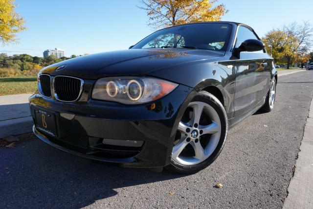 2008 BMW 128I CONVERTIBLE / NO ACCIDENTS / LOCAL CAR / SUPER FUN