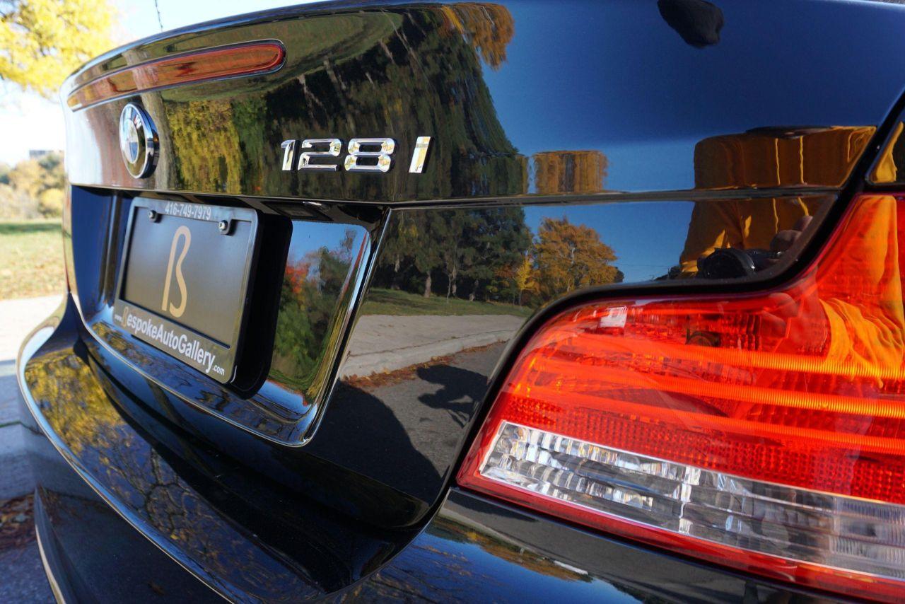 2008 BMW 128I