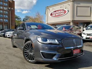 Used 2017 Lincoln MKZ Reserve Hybrid for sale in Scarborough, ON