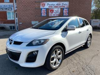 Used 2011 Mazda CX-7 GT/2.3 TURBO/AWD/ONE OWNER/SAFETY+WARRANTY INCL for sale in Cambridge, ON