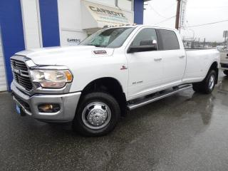 Used 2019 RAM 3500 Big Horn 4x4, Crew Dually Diesel, AISIN, Leather for sale in Langley, BC