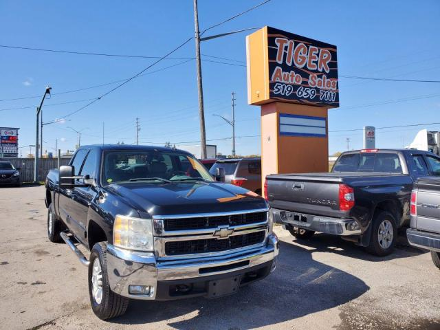 2008 Chevrolet Silverado 2500 LTZ***MINT**LOADED**LEATHER**TEXAS TRUCK