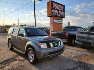 Used 2006 Nissan Pathfinder SE**4X4**V6**AS IS SPECIAL for sale in London, ON