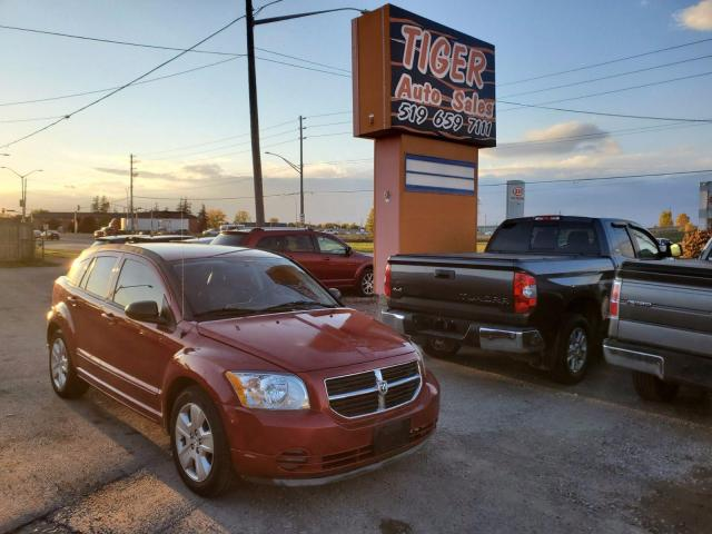 2009 Dodge Caliber SXT**AUTO**4 CYLINDER**ONLY 185KMS**AS IS SPECIAL