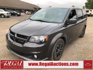 Used 2018 Dodge Grand Caravan GT 4D Wagon 3.6L for sale in Calgary, AB