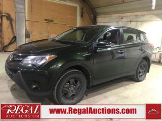 Used 2013 Toyota RAV4 LE 4D Utility AWD for sale in Calgary, AB