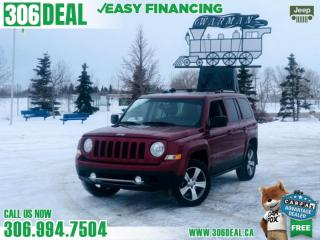 Used 2016 Jeep Patriot High Altitude for sale in Warman, SK