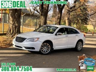 Used 2013 Chrysler 200 Limited for sale in Saskatoon, SK