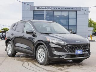 New 2020 Ford Escape SE NAV | COPILOT360 | PANOROOF for sale in Winnipeg, MB