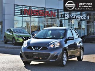 Used 2018 Nissan Micra S Bluetooth | Cruise Control | Air Conditioning | No Accidents for sale in Winnipeg, MB